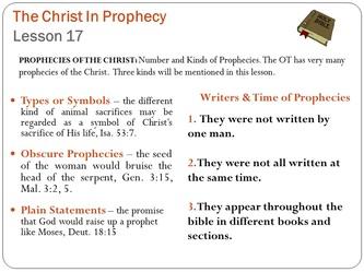 Wednesday Night Bible Study - Hawthorne Church of Christ